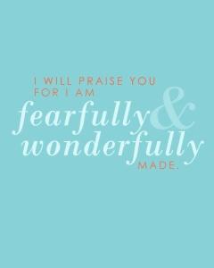 fearfully